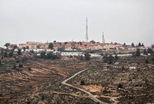 Settlement in the West Bank